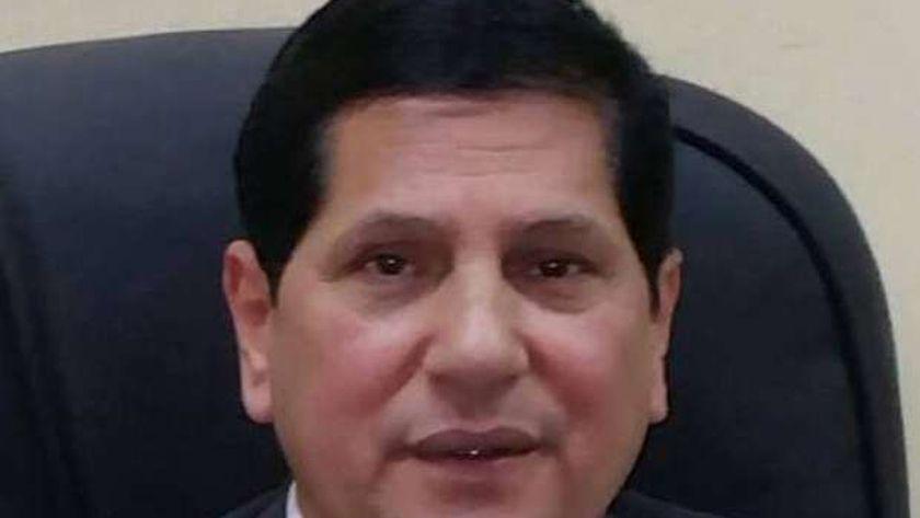 صلاح عثمان ، وكيل وزارة التربية والتعليم بكفر الشيخ