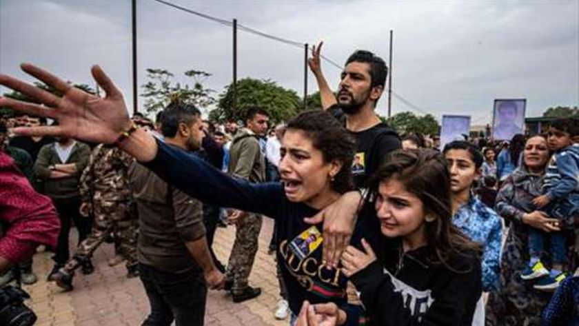 الانتهاكات التركية في شمال سوريا