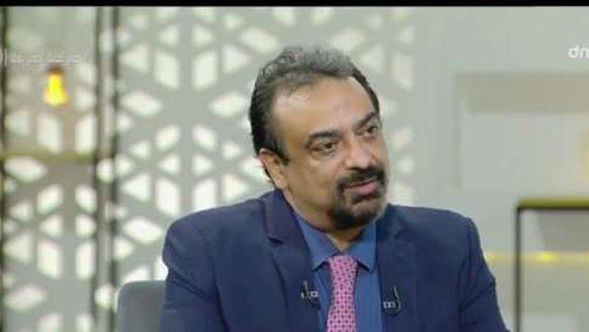 الدكتور حسام عبدالغفار المتحدث الرسمي باسم وزارة التعليم العالي