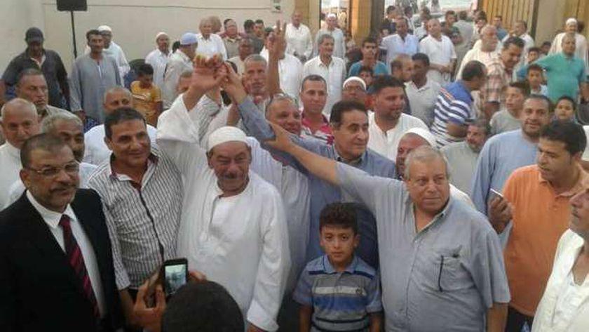 جولات انتخابية لمرشحي كفر الشيخ
