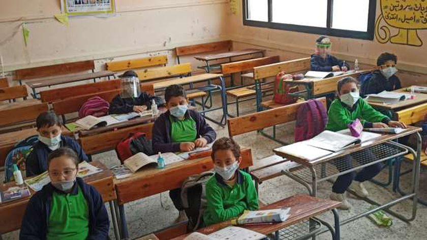 حضور ضعيف في المدارس- صورة أرشيفية