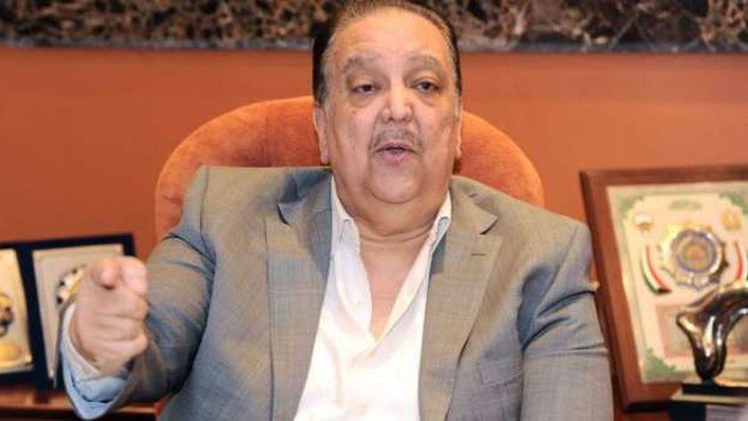 الدكتور نبيل دعبس.. رئيس لجنة التعليم والبحث العلمي بمجلس الشيوخ