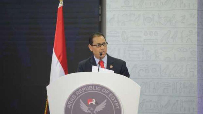 دكتور محمد عمران- رئيس الهيئة العامة للرقابة المالية