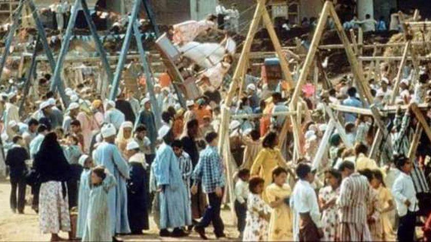 العيد في دمنهور قديما