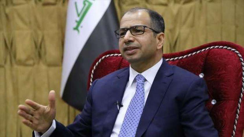 رئيس مجلس النواب العراقي-سليم الجبوري-صورة أرشيفية