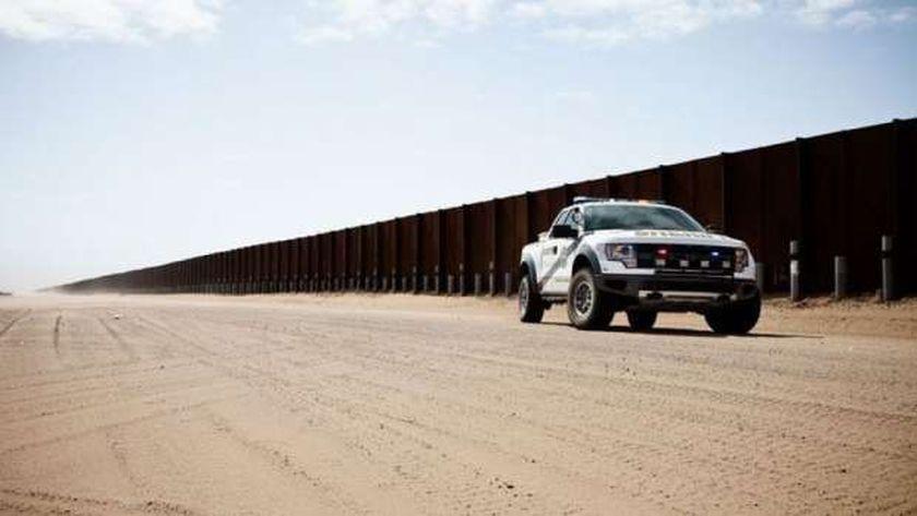 الحدود الأمريكية المكسيكية