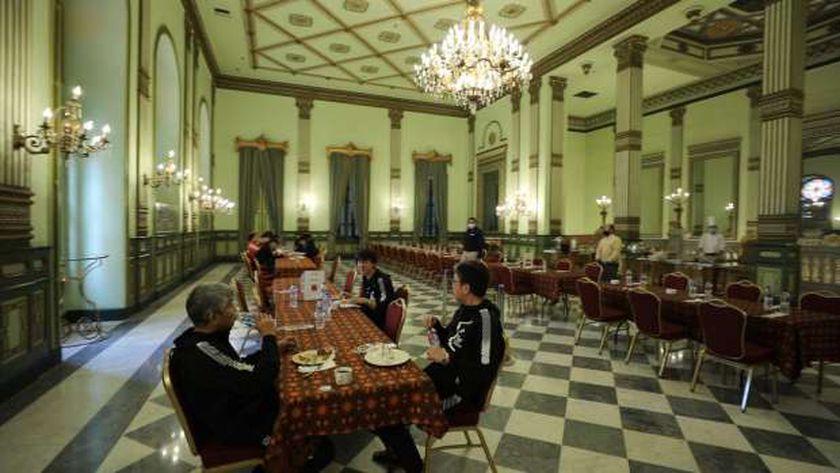 فندق اقامة المنتخب السلوفيني