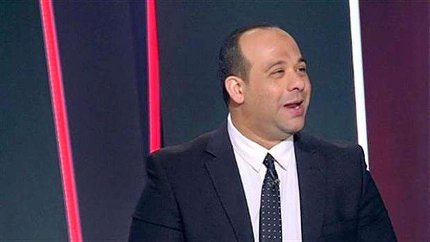 وليد صلاح الدين ..لاعب نادي الأهلي ومنتخب مصر سابقا