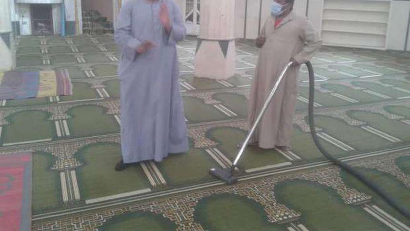 تطهير مساجد المنيا