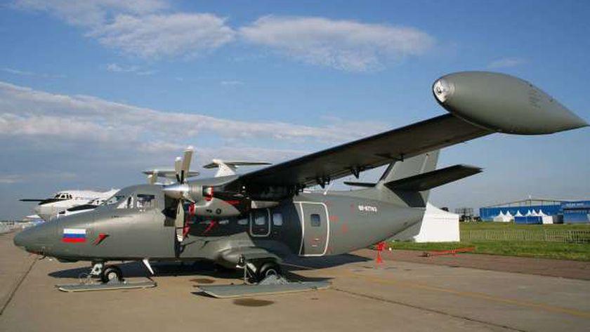 الطائرة «إل-410»