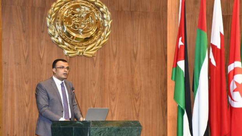 مستشار رئيس البرلمان العربي