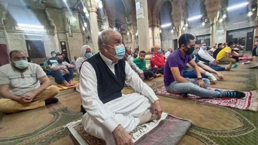 صلاة العيد بالإسكندرية