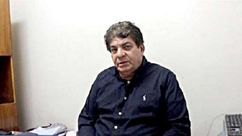 الخبير السياحى محمد عثمان