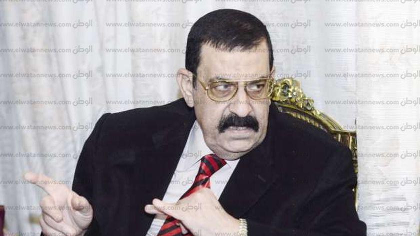 المستشار ناجي شحاتة
