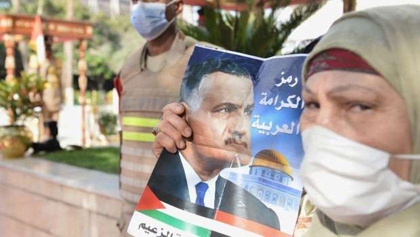 في ذكرى وفاة جمال عبد الناصر
