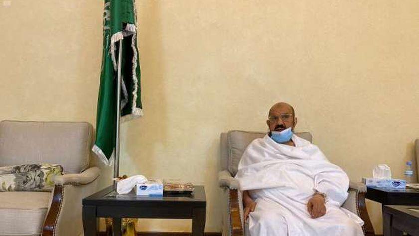 عضو هيئة كبار العلماء، المستشار بالديوان الملكي خطيب مسجد نمرة الدكتور عبدالله بن سليمان المنيع