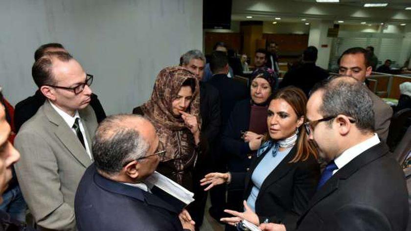 الدكتورة سحر نصر - وزيرة الاستثمار والتعاون الدولي