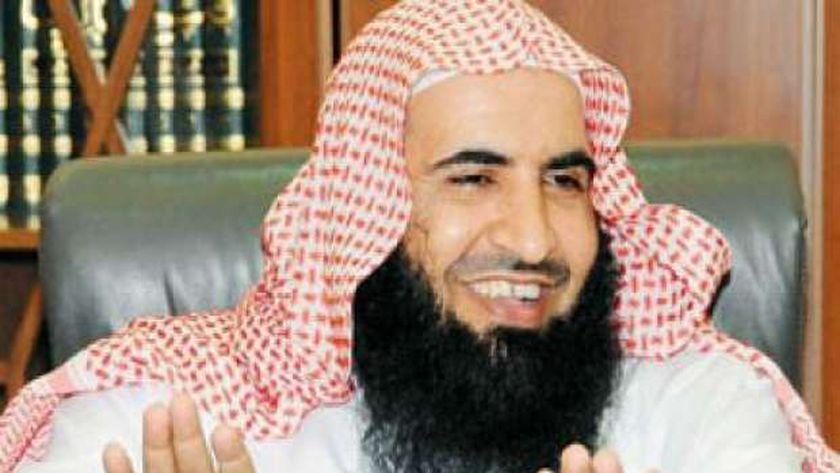 الداعية السعودي أحمد بن قاسم الغامدي