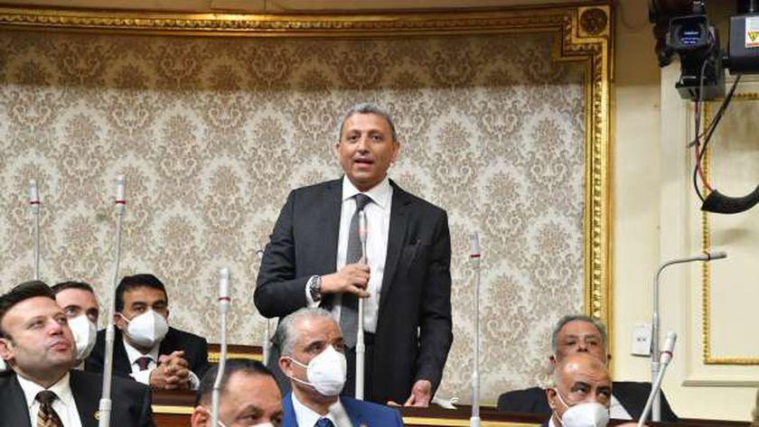 المستشار أحمد سعد الدين وكيل مجلس النواب الجديد