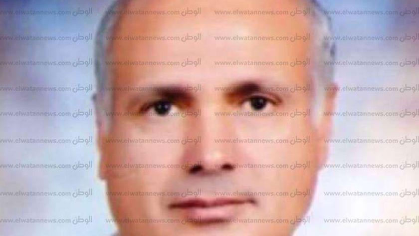الدكتور عبد الناصر حميدة