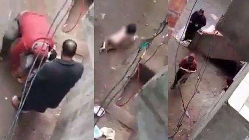 صورة عاجل.. القبض على والد طفلة التعرية في الدقهلية – المحافظات