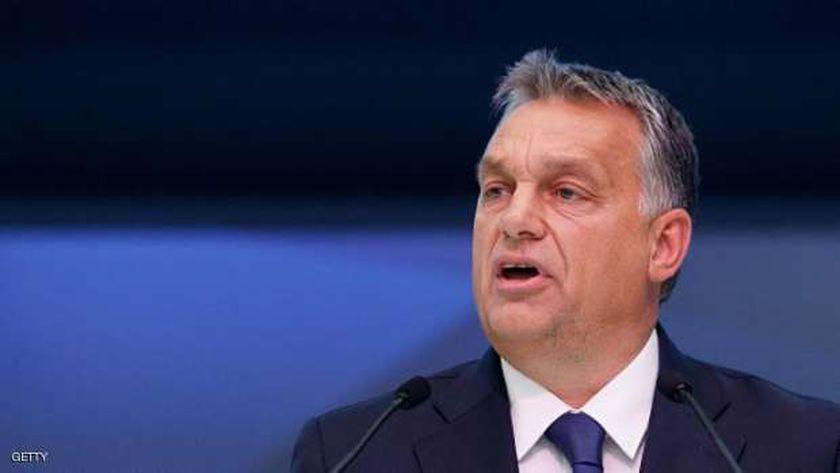فيكتور أوربان رئيس الوزراء المجري