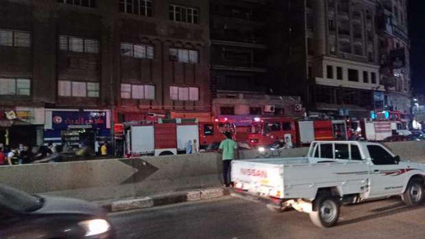 صورة تفحم جهاز عروس.. السيطرة على حريق دار أيتام بطنطا – المحافظات