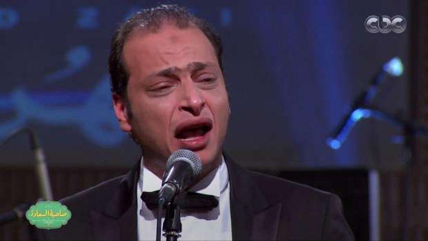 الفنان وائل الفشني