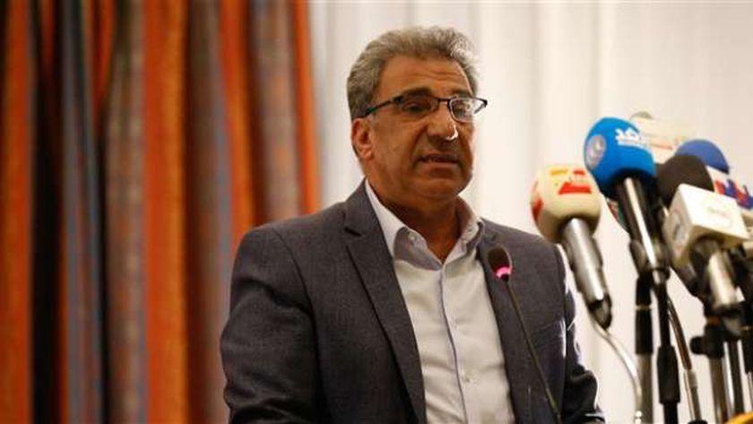 عبدالفتاح العاصي..  مساعد وزير السياحة والآثار للرقابة على المنشأت السياحية