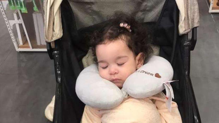 الطفلة ليال