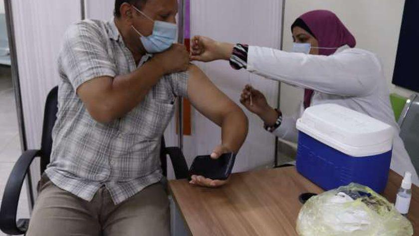 تطعيم كورونا - أرشيفية