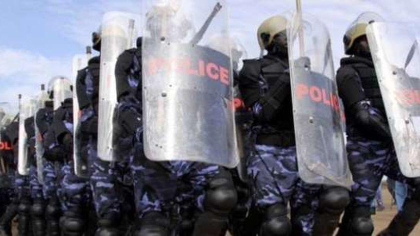 عناصر من القوات الأمنية السودانية