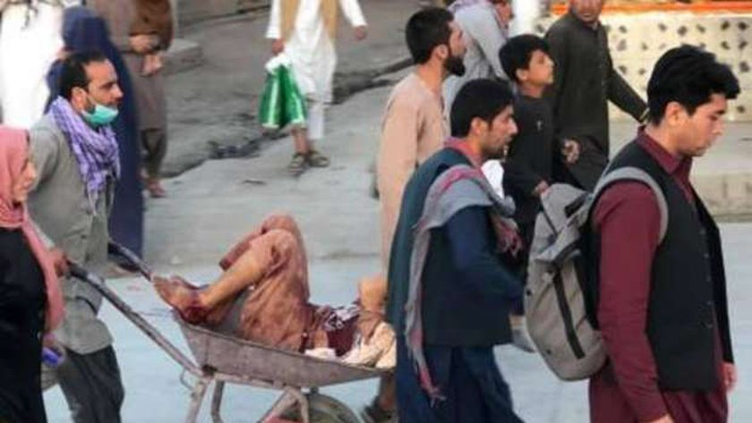 أحد ضحايا هجوم مطار كابول