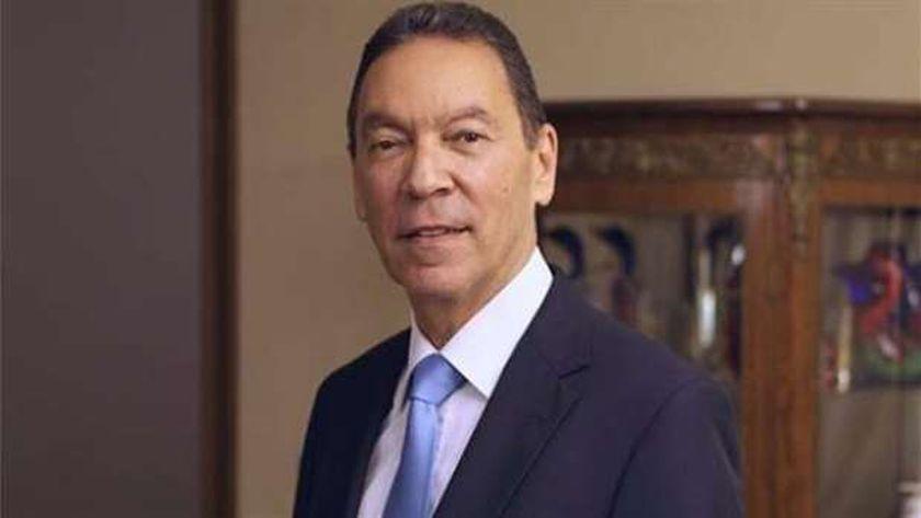 الدكتور هاني الناظر، استشاري الأمراض الجلدية ورئيس المركز القومي للبحوث سابقا