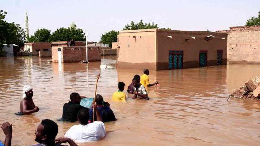 خبير يوضح دلالات ارتفاع منسوب فيضان نهر النيل لمستوى تاريخي في السودان الوطن اليوم