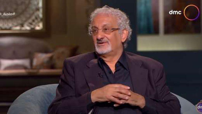 الفنان الدكتور أحمد حلاوة