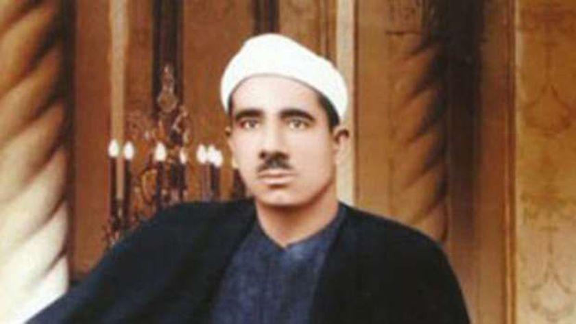 الشيخ عبد العظيم زاهر