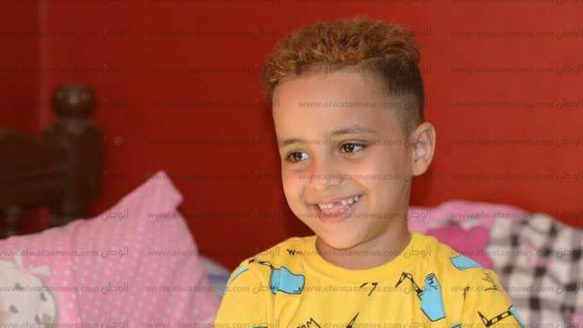صورة للطفل الباكي