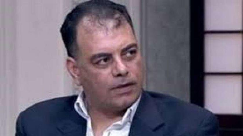 طارق مرتضى المتحدث الإعلامي باسم نقابة الموسيقيين