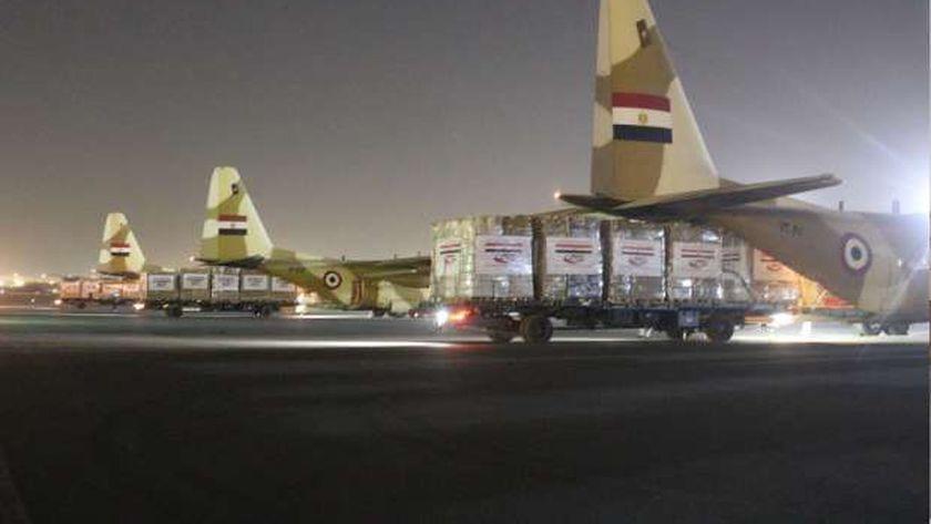 المساعدات المصرية للبنان