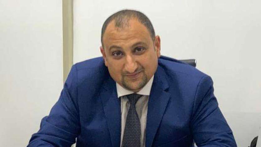 الدكتور حسام المصري، المستشار الطبي لمجلس الوزراء