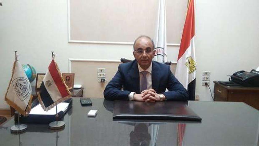 الدكتور عثمان شعلان .. رئيس جامعة الزقازيق