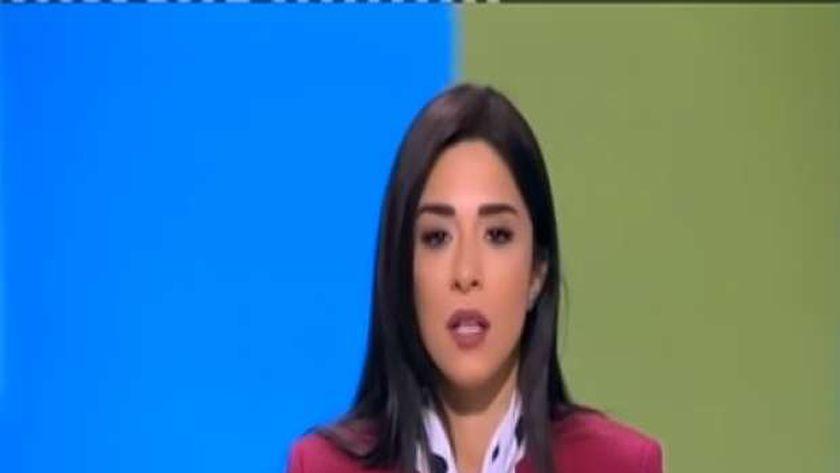 الإعلامية أسماء مصطفى