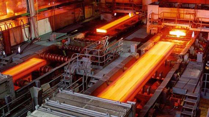 زيادة كبيرة في إنتاج الصلب المصري