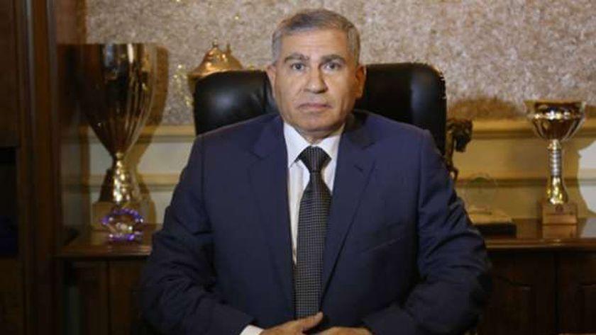 محمد على مصيلحى وزير التموين
