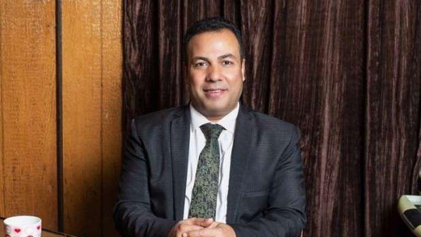 الدكتور رمضان عرفه