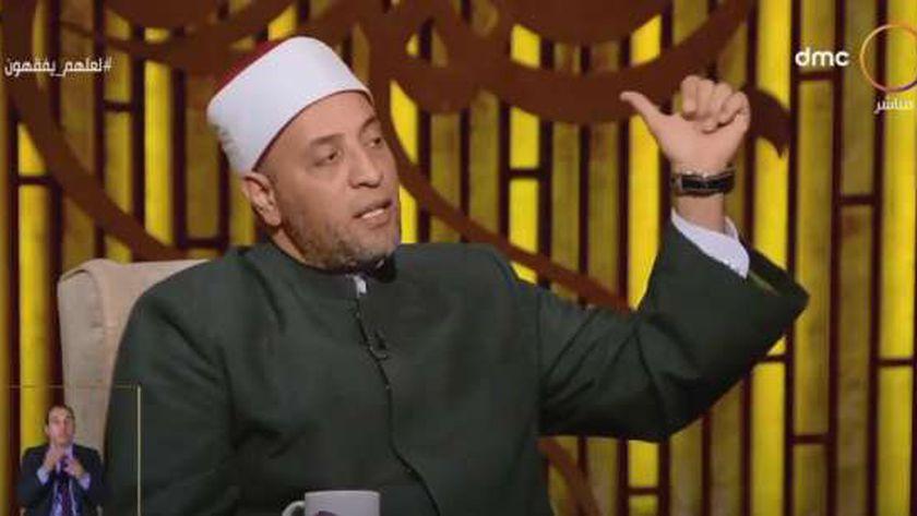 الشيخ رمضان عبدالرازق