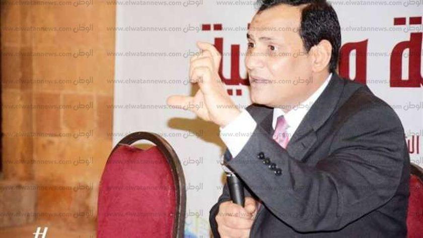 الدكتور صلاح هاشم مستشار وزيرة التضامن الاجتماعىللسياسات الاجتماعية