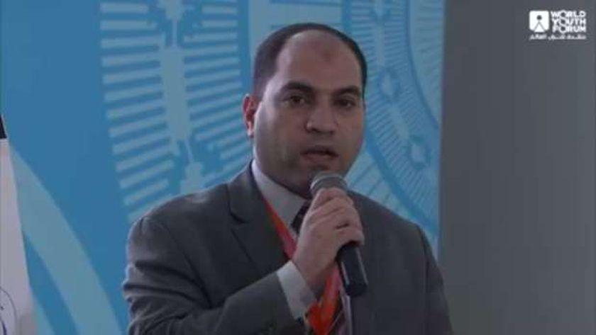 النائب عمرو درويش