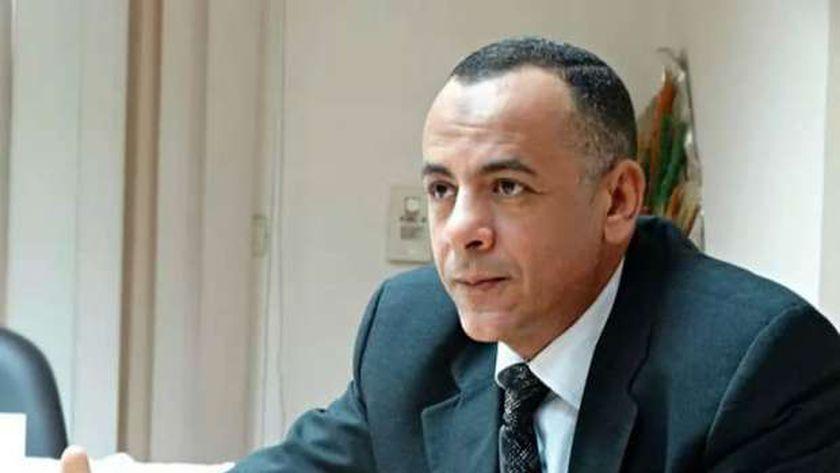 الدكتور مصطفى وزيرى ،الامين العام للمجلس الأعلى للآثار
